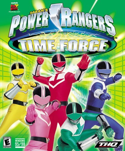 serie de tv power rangers por favor descargar gratis